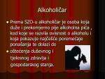 alkoholi ar