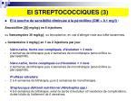 ei streptococciques 3