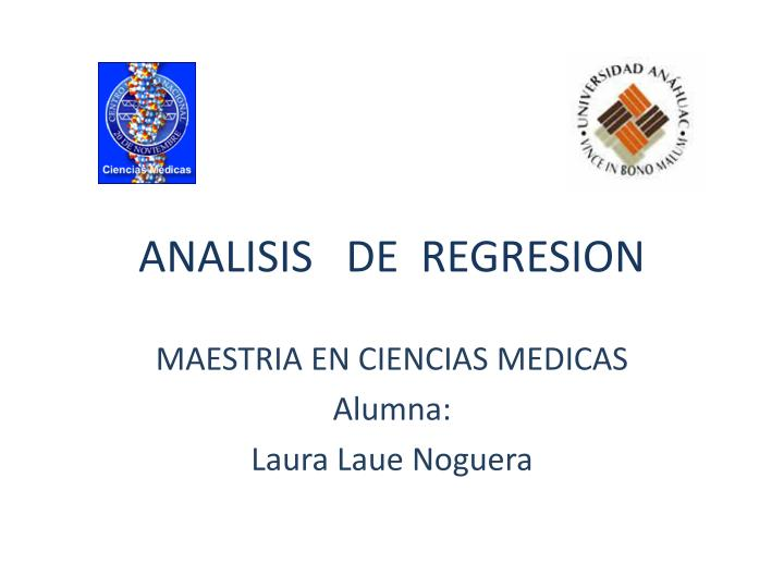 analisis de regresion n.