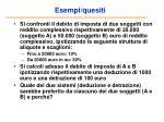 esempi quesiti1