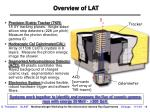 overview of lat