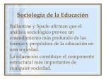 sociolog a de la educaci n1