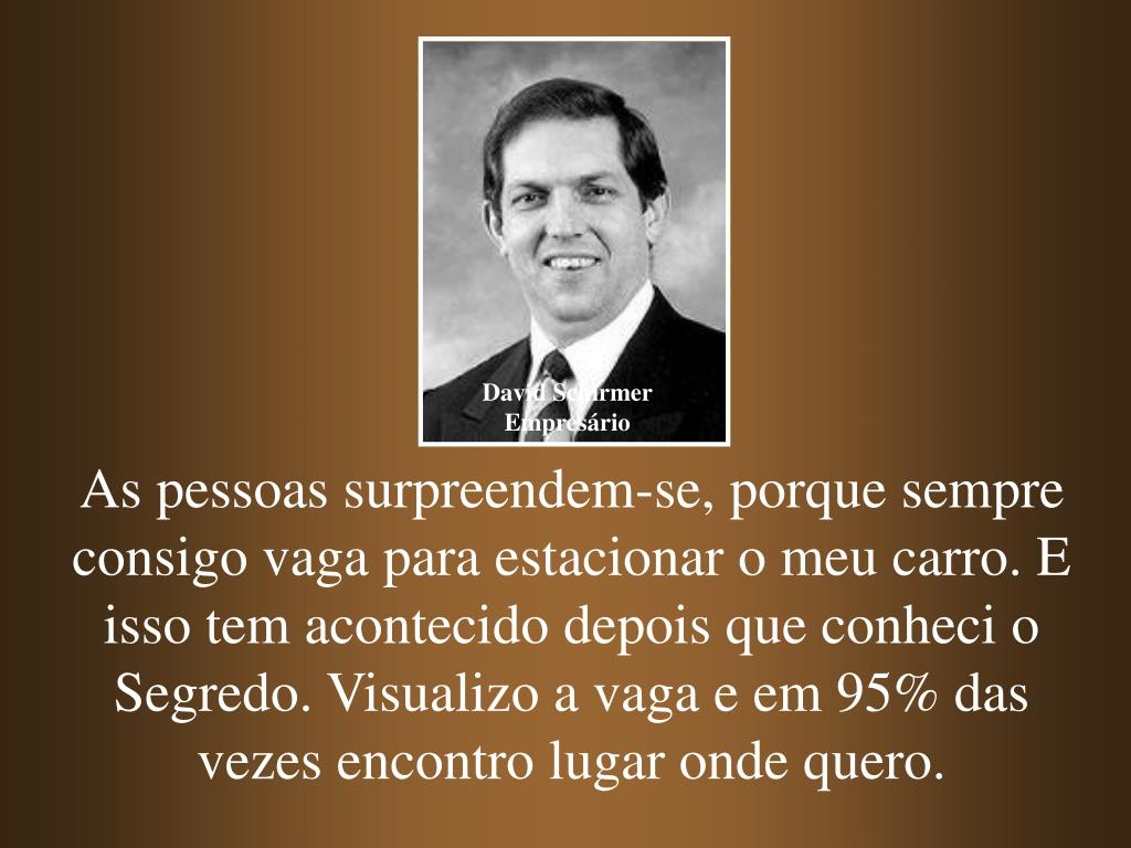 David Schirmer