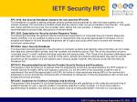 ietf security rfc