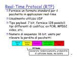 real time protocol rtp