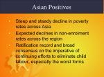 asian positives