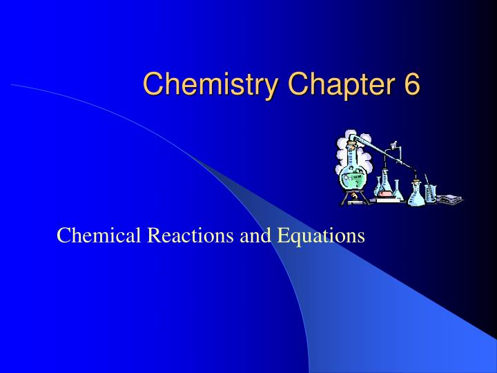 chemistry chapter 6 n.