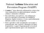 national asthma education and prevention program naepp