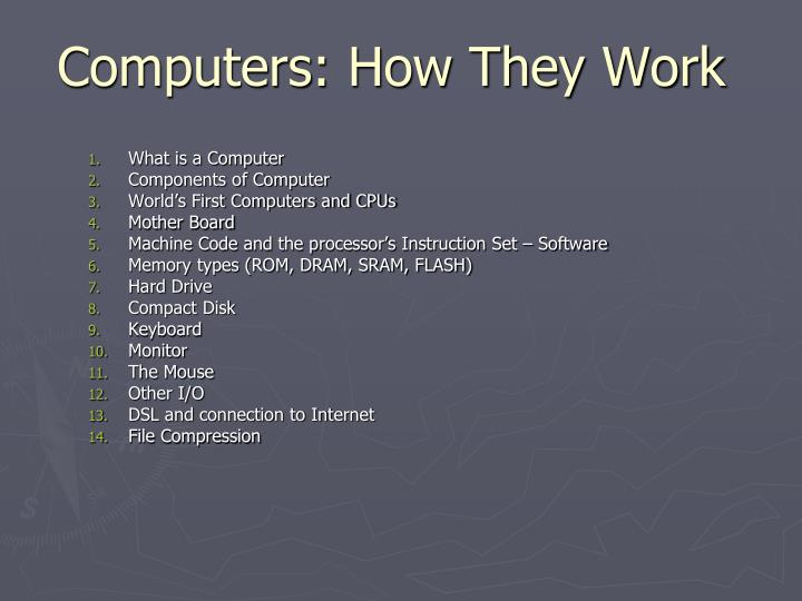 computers how they work n.