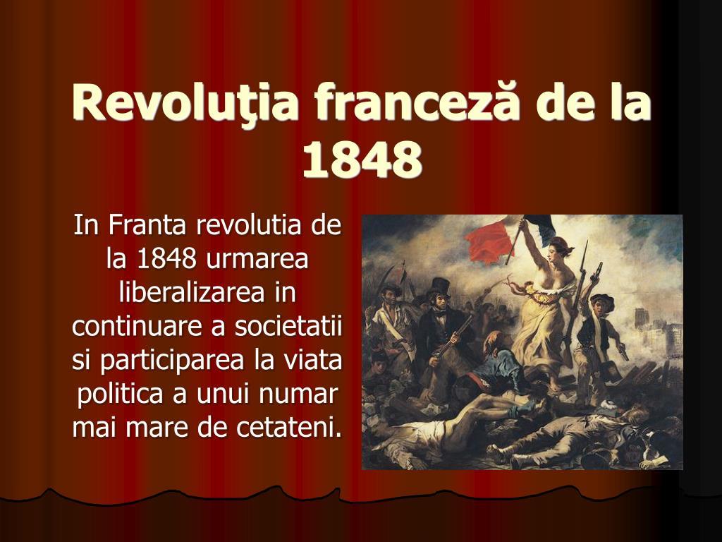 revolu ia francez de la 1848 l.
