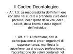 il codice deontologico2