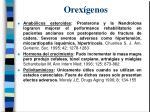 orex genos1