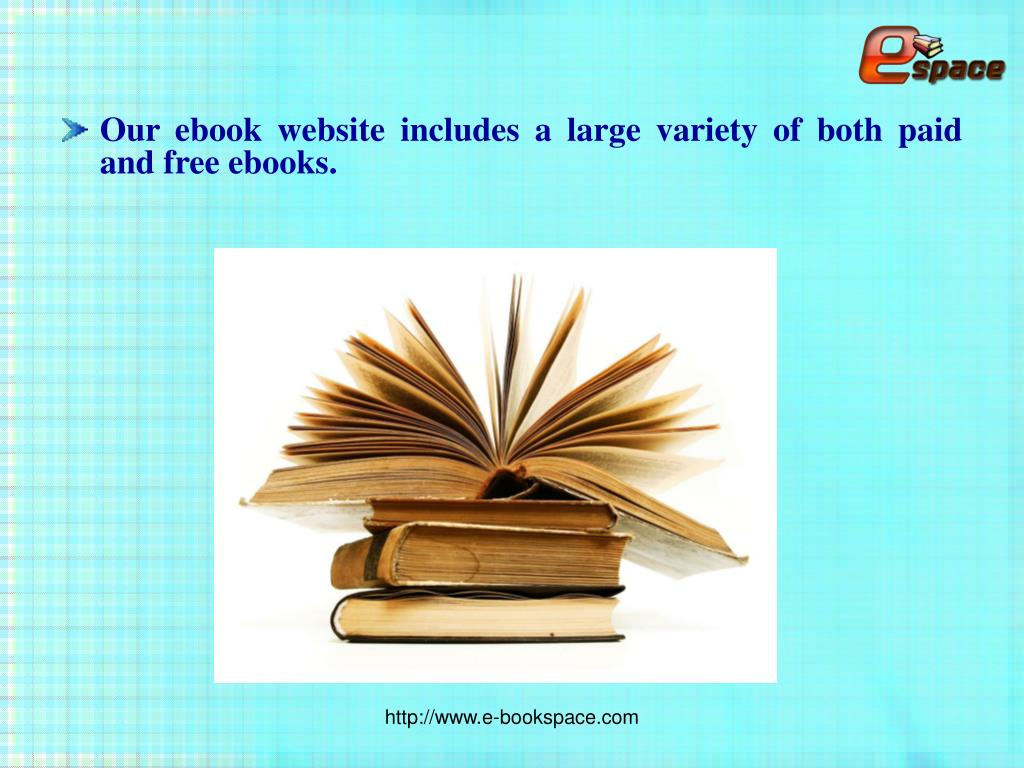 Our ebook website includes a large variety of both paid and free ebooks.