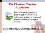 the churches tourism association