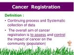 cancer registration1