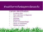 the tumour