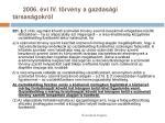 2006 vi iv t rv ny a gazdas gi t rsas gokr l1