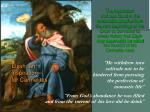 elijah an inspiration for carmelites