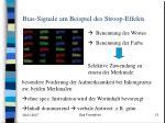 bias signale am beispiel des stroop effekts
