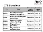 lte standards1