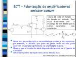 bjt polariza o de amplificadores emissor comum1