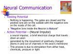 neural communication2