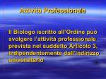 attivit professionale1