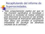 recapitulando del informe de supersociedades1