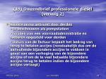19 omzendbrief professionele diesel vervolg 2