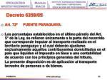 decreto 6359 05