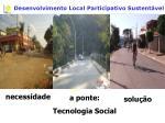 desenvolvimento local participativo sustent vel