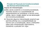 princ pio da presun o da constitucionalidade das normas infraconstitucionais3