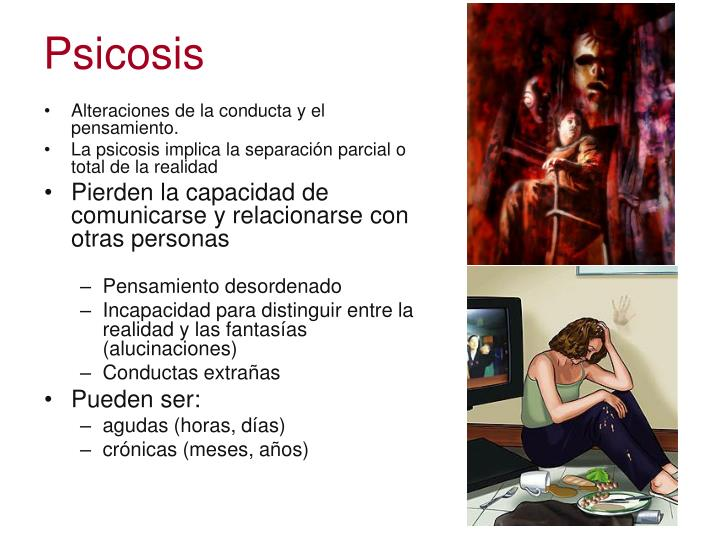 psicosis n.