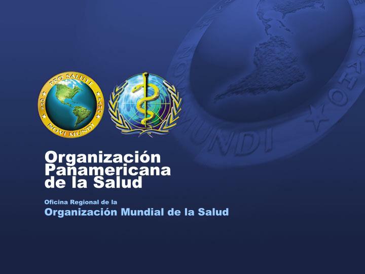 organizaci n panamericana de la salud n.
