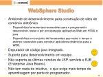 websphere studio