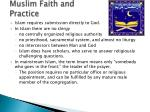 muslim faith and practice2