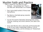 muslim faith and practice7