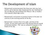 the development of islam2