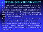 6 metodologia y procedimiento1