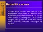 normalit e norma