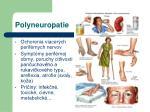 polyneuropatie