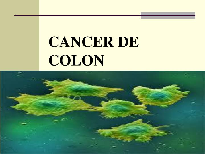 cancer de colon n.