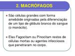 2 macr fagos