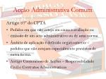 ac o administrativa comum1
