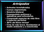 artr podos