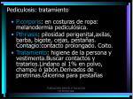 pediculosis tratamiento