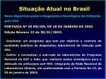 situa o atual no brasil1