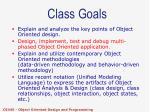 class goals1