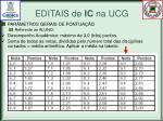 editais de ic na ucg1