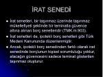 rat sened